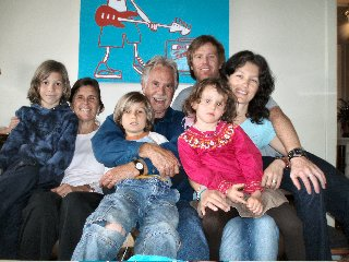 The Metzger family in Norway